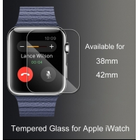 0.3mm 2.5D Tempered Glass screen protector for Apple Watch
