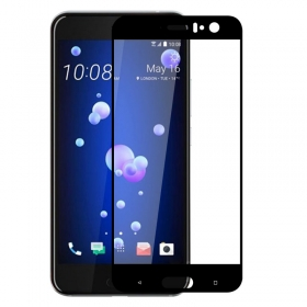 HTC U11 3D Tempered Glass Curved Full Display Screen Protector
