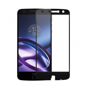Moto Z Screen Protector Tempered Glass