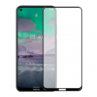 2.5D tempered glass screen protector Nokia 3.4 full glue full coverage 9H China supplier protective glass