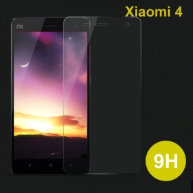 Premium Real Tempered Glass Screen Protector for Xiaomi 4