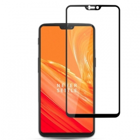 Full Cover Tempered Glass Full Glue Screen Protector for OnePlus 6