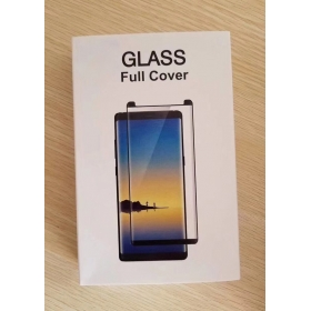 Samsung Note 9 UV liquid 3D curved clear Glass Sreen Protector