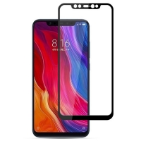 2018 New Premium tempered glass screen protectors for Xiaomi 8